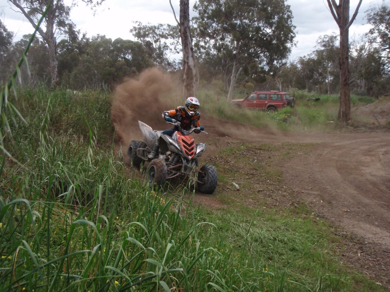 Broomehill Motorbike Track