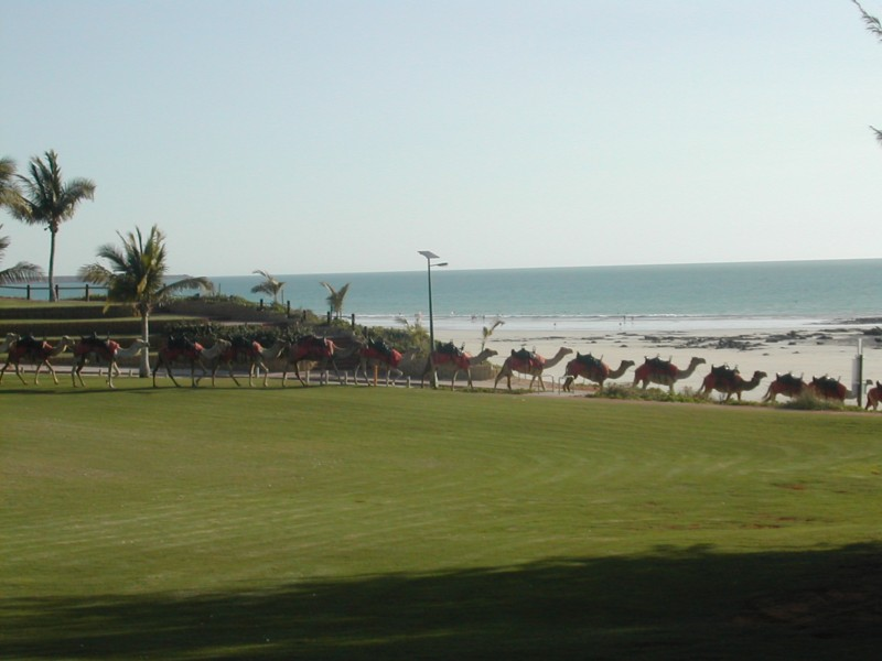 Broome Attractions