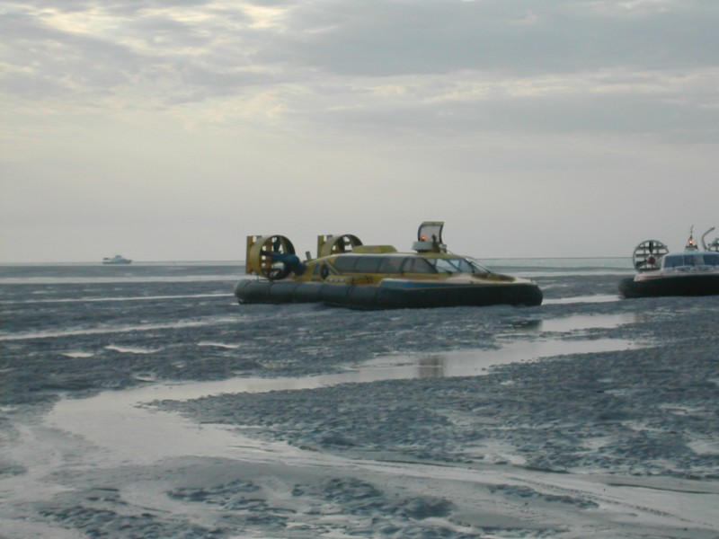 Broome Hovercrafts