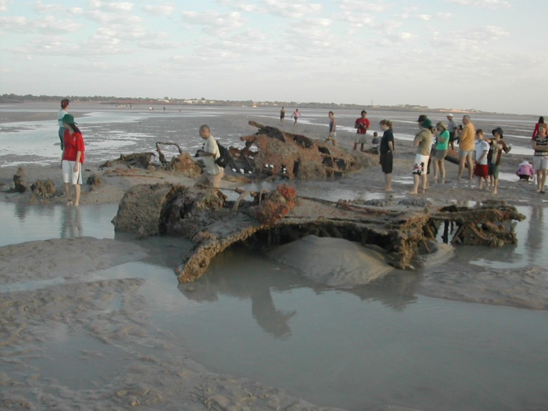 Broome Plane Wrecks