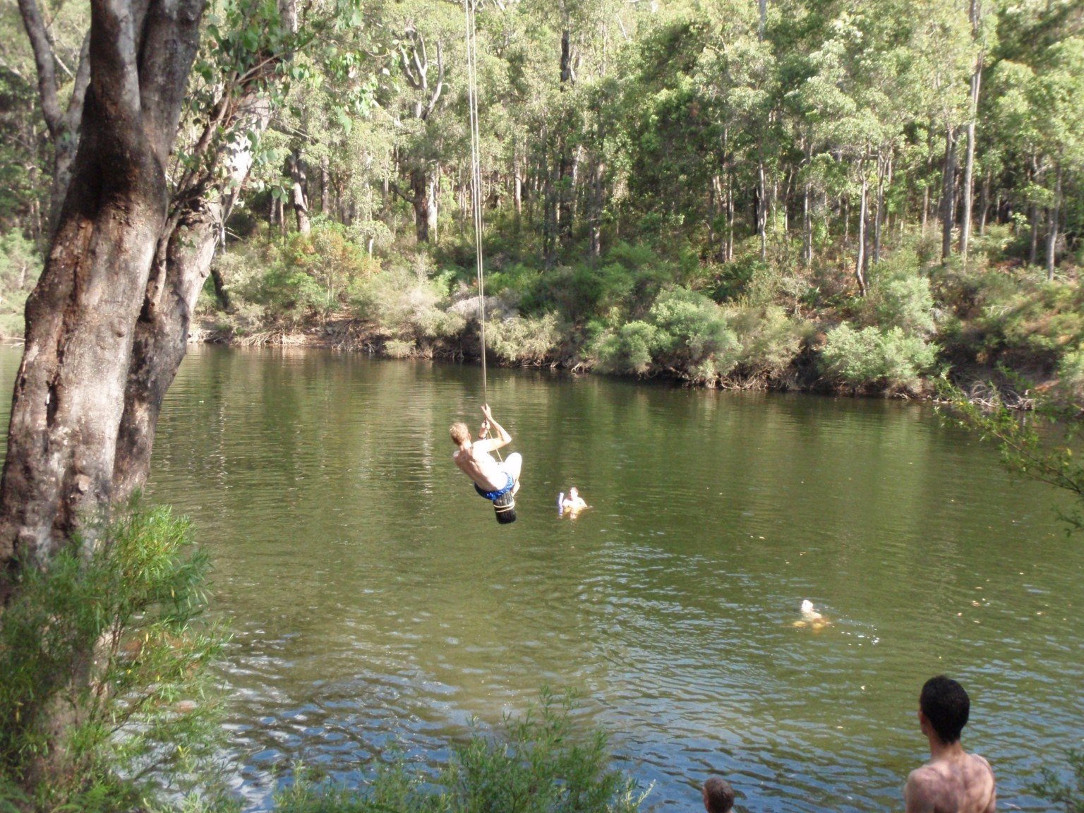 Dwellingup River