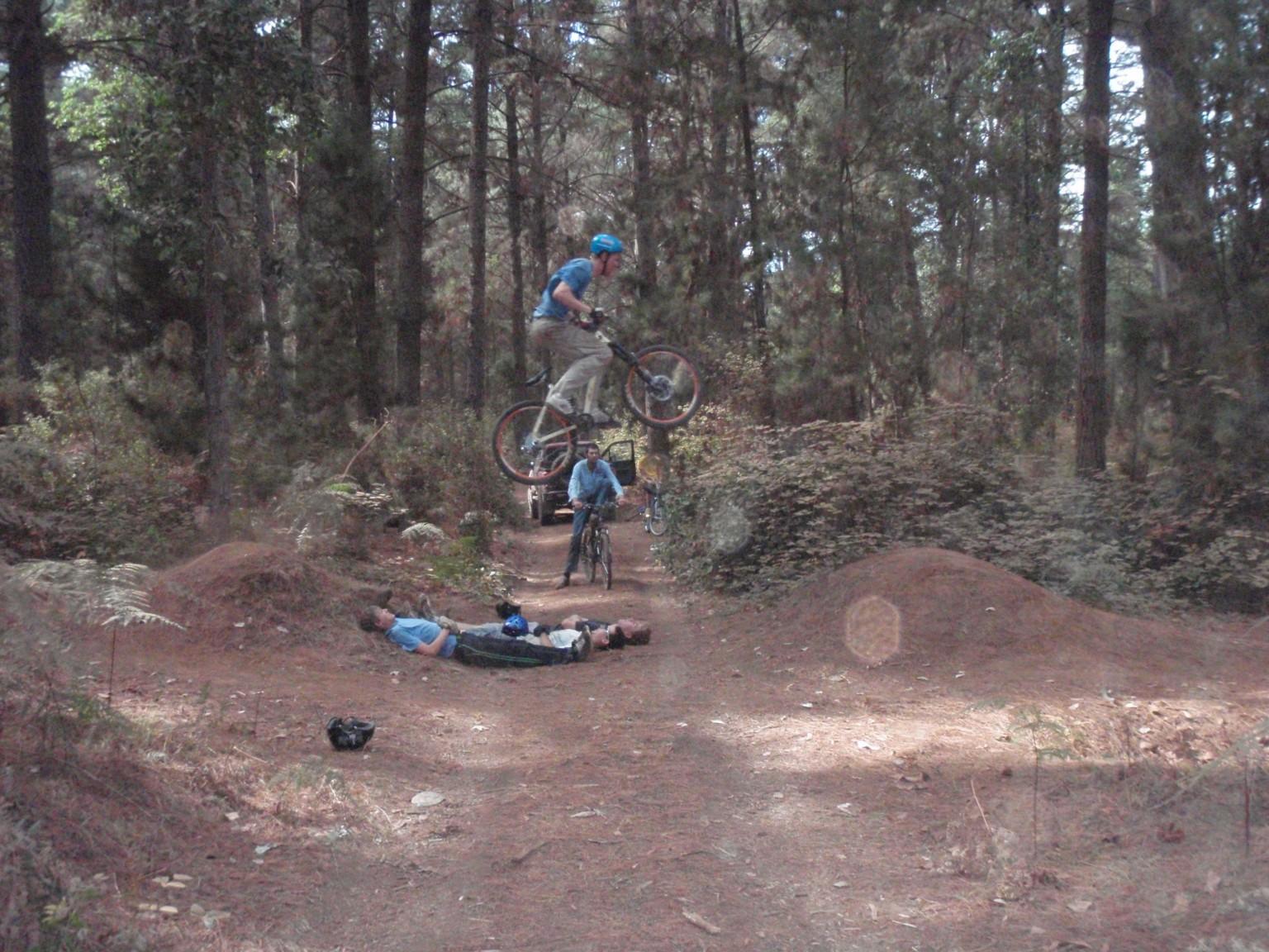 Dwellingup Downhill