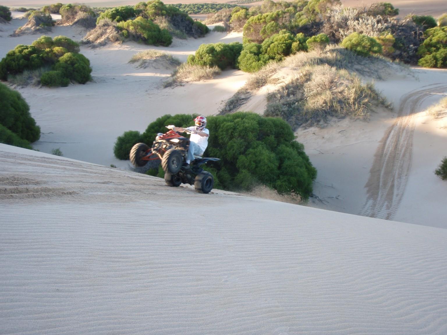 Lucky Bay Dunes
