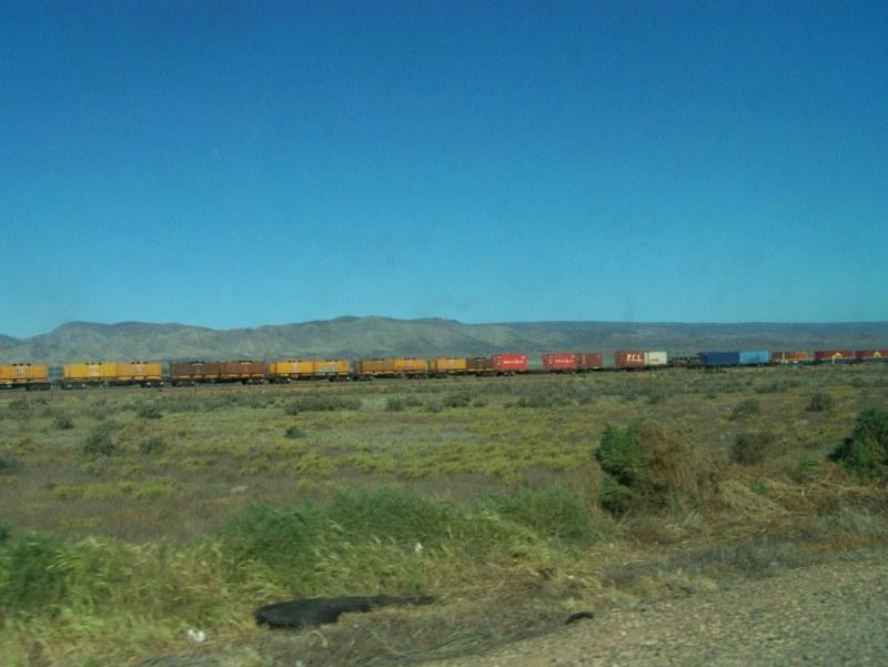 Remote Train Line