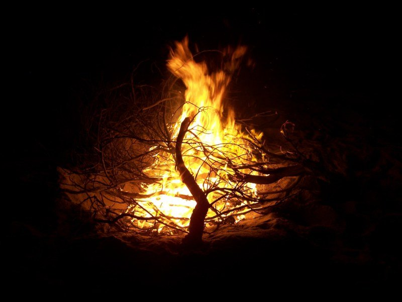 Camping Fires