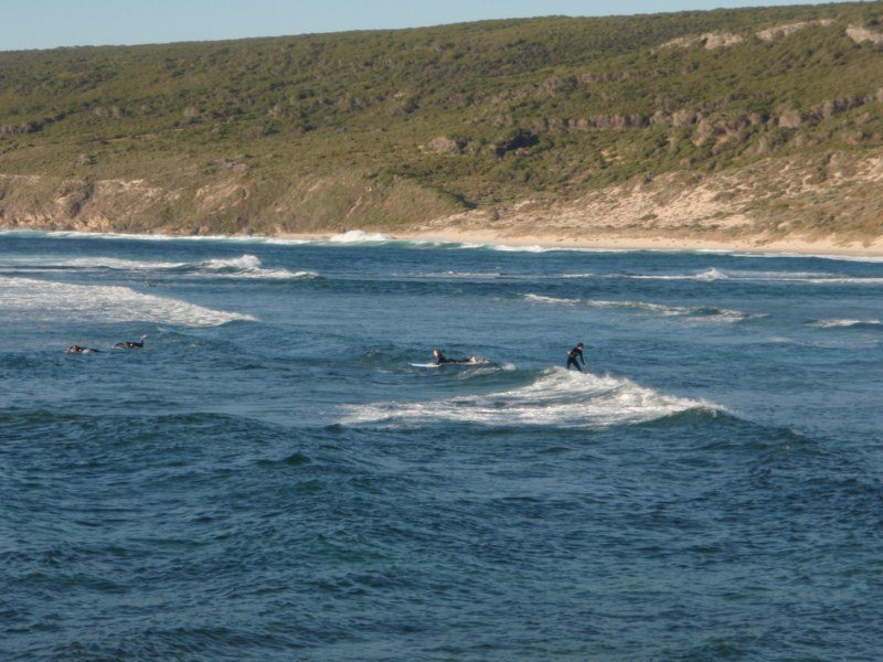 Learn to surf at Yallingup