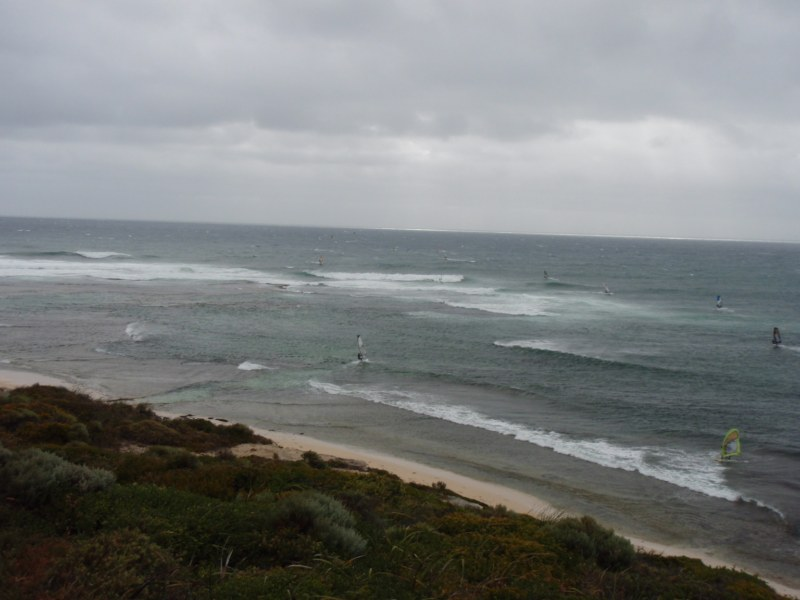 Margaret River Wind Surfing