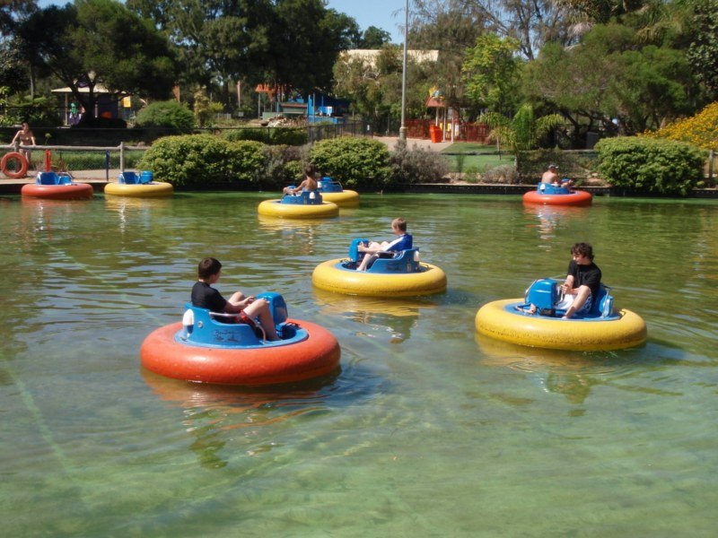 Perth Bumper Boats