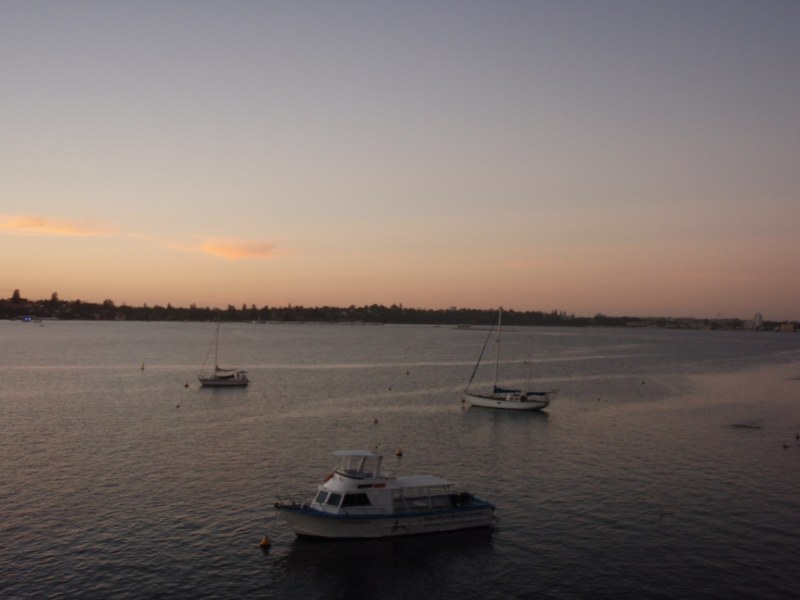 Boat Mooring in Perth
