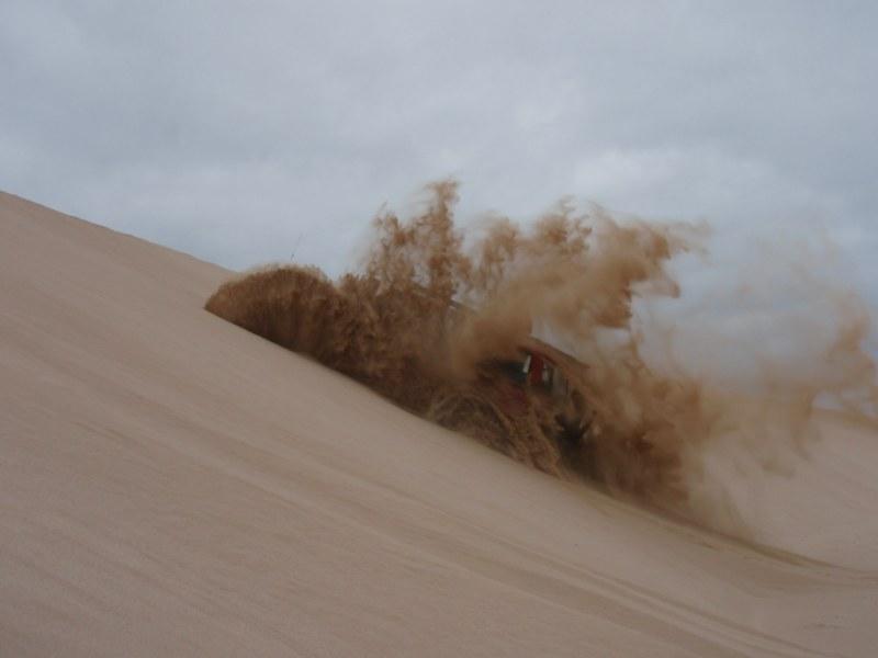 Sand Spray