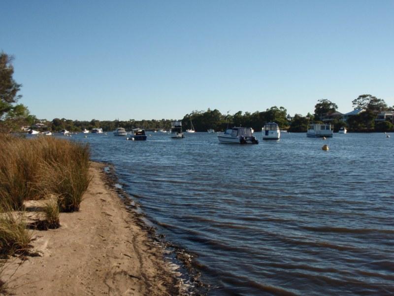 Swan River Boat Mooring