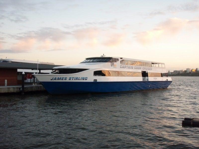 Perth River Cruise
