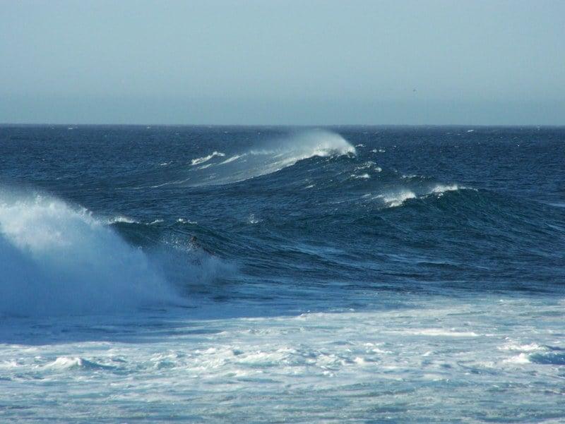Huge Waves at Yallingup