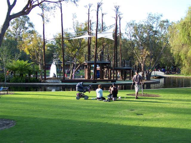 Kings Park Playground