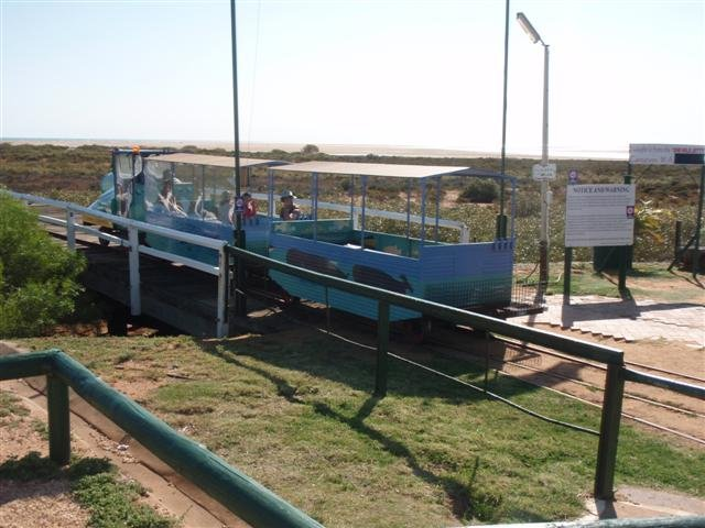 Carnarvon Jetty Train
