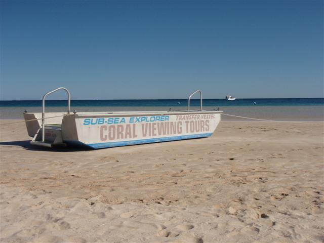 Coral Bay Boating