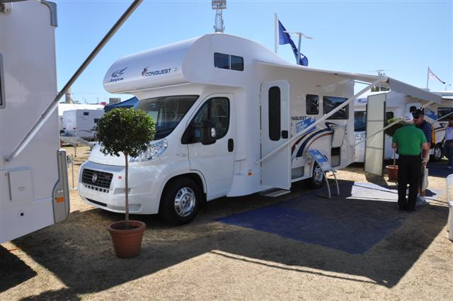 Jayco Conquest Campervan