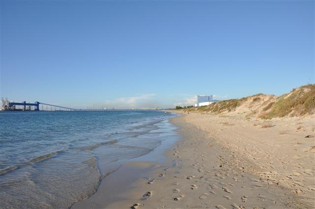 Rockingham beaches