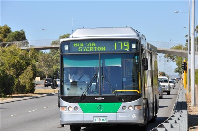 Perth Public Transport