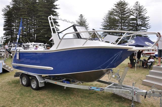 Boat show in Perth 2011
