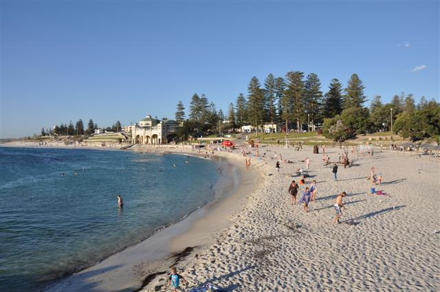 Cottesloe - Perth's best beach