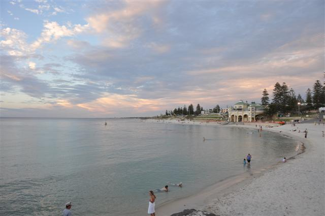 No wonder Cottesloe Beach is so popular