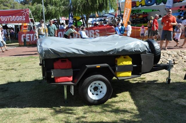 Camper Trailer options