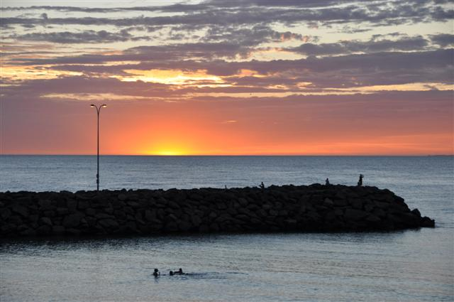Sunsets at Cottesloe