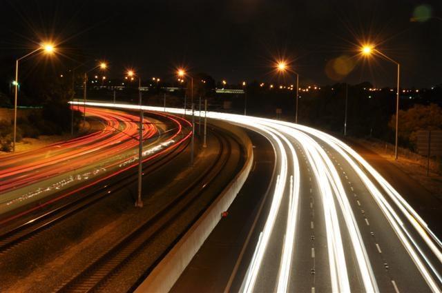 Time delay on Kwinana Freeway