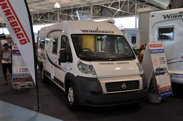 Winnebago Campervan