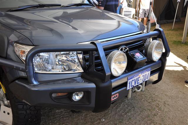 ARB 200 Series Bull Bar