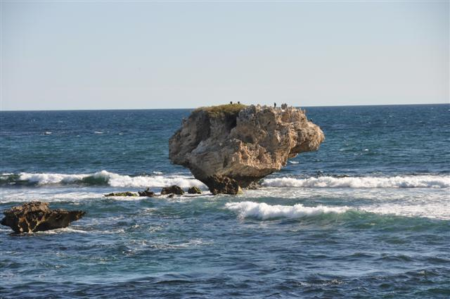 Point Peron's awesome coastline