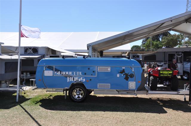 Pop Top Caravan options
