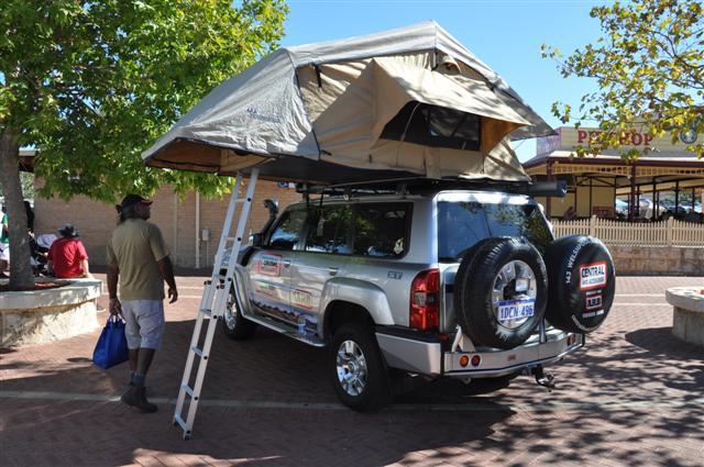 Rooftop Tent Benefits