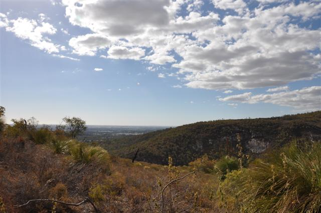 Perth Hills Lookout