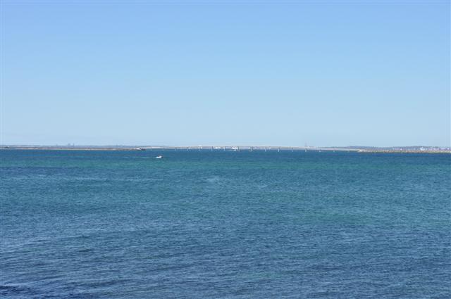 A calm day at Cockburn Sound
