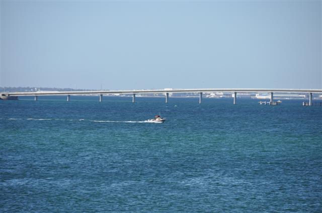 Garden Island Bridge