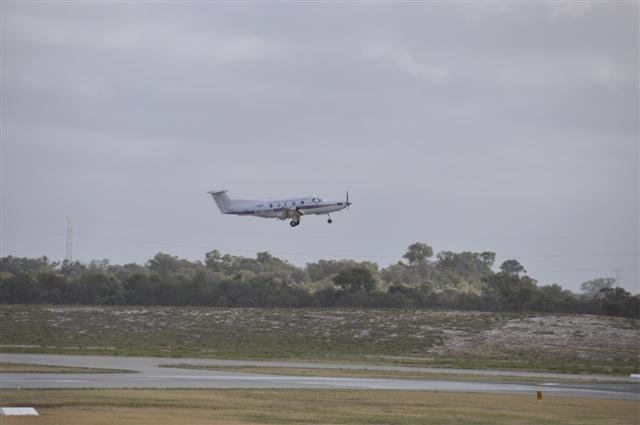 Jandakot Airport Plane taking off