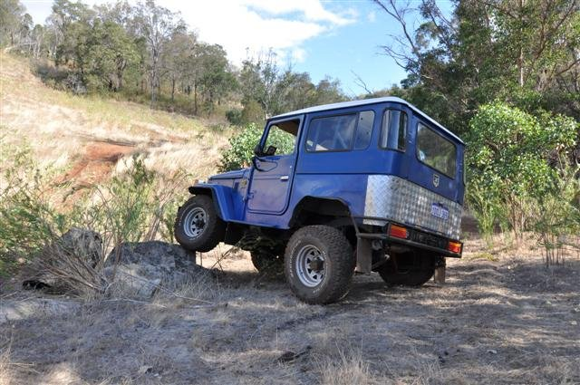 40 Series Landcruiser Flex