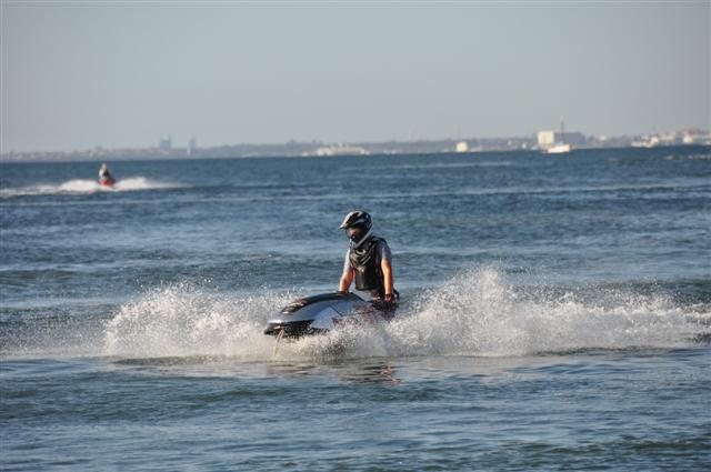 Jet Ski Location in Rockingham