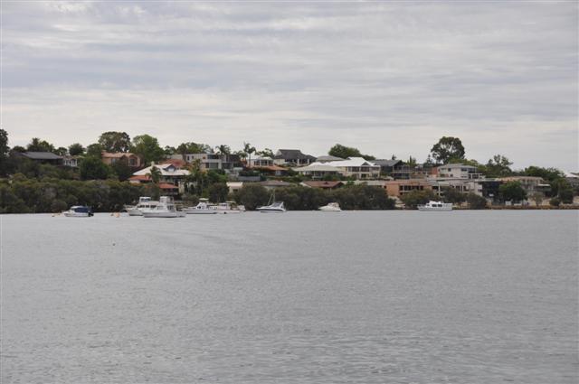 Swan River Boat Mooring choices
