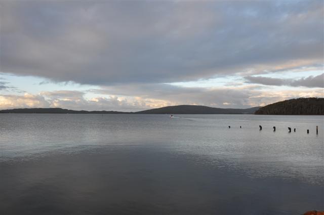 Flat Walpole Inlet