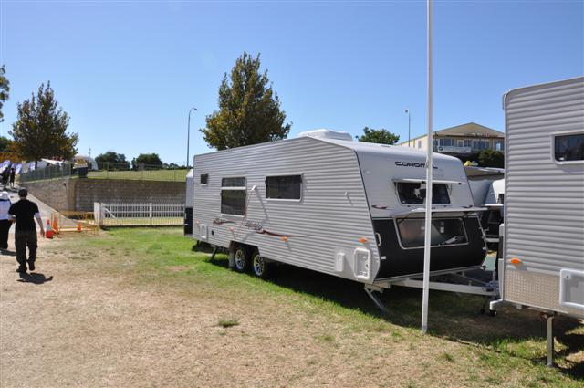 Coromal Caravan options