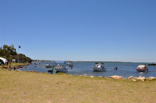 Boating in Mandurah