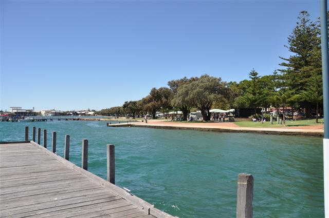 Point Walter Jetty