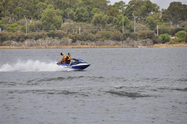 Swan River Jet Skiing