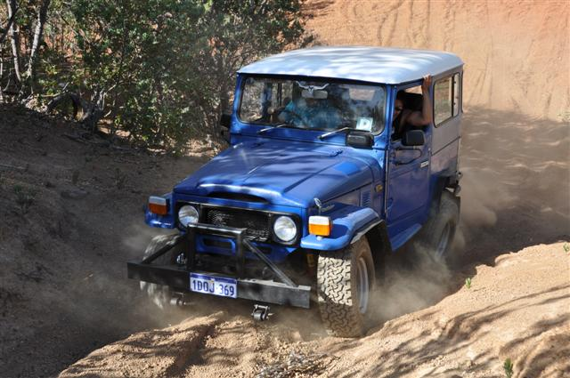 40 Series Landcruiser