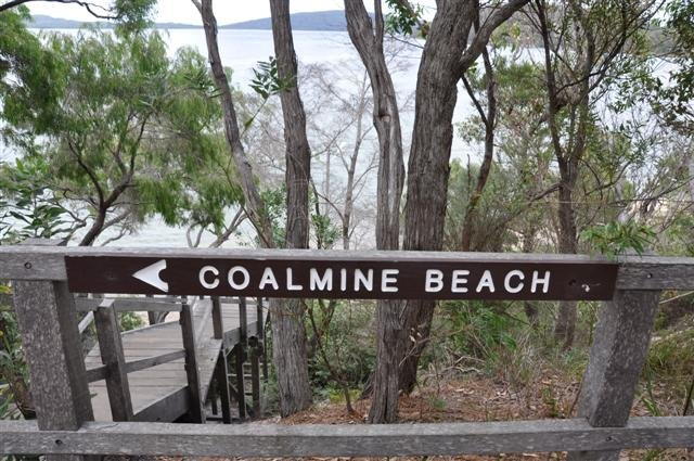 Coalmine Beach