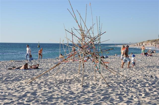 Cottesloe Beach Arts Festival for 2011