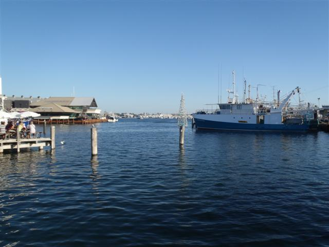 Fremantle Boat Harbour